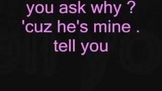 He's Mine - Mokenstef (lyrics)