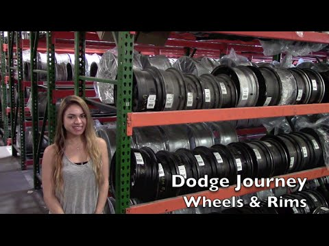 Factory Original Dodge Journey Wheels & Dodge Journey Rims – OriginalWheels.com