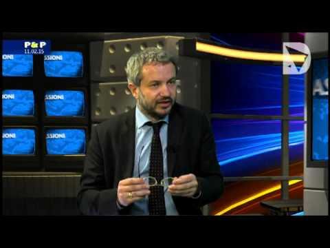 Passioni & Politica - Il candidato governatore della Lega nord Toscana alla prossime elezioni regionale intervistato da Elisabetta Matini.