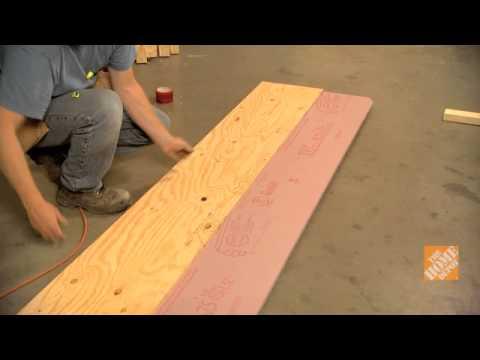 Cómo aislar una pared del sótano