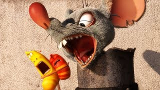 LARVA - MOUSE TRAP | Cartoon Movie | Videos For Kids | Larva Cartoon | LARVA Official