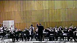 Рок - н - ролл  в исполнении духового оркестра Симферопольского музучилища