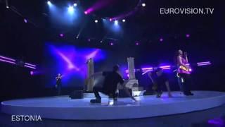 Eurovision 2011 Estonia: Getter Jaani - Rockefeller street (Official Music Video)