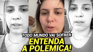 POLÊMICA Na Musica NOVA De MARILIA MENDONÇA!