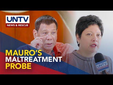 [UNTV]  Pangulong Duterte, ipinag-utos na imbestigahan si Ambassador to Brazil Marichu Mauro