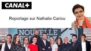 Nathalie Cariou – la Nouvelle Edition – CANAL PLUS