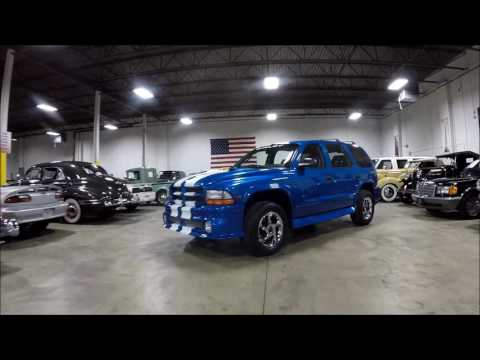 Video of '99 Durango Shelby SP-360 - MB1Y