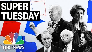 Super Tuesday: California, Texas Election Results | (Live Stream Recording)