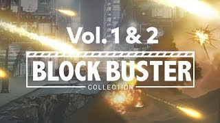 Blockbuster Collection | Filmora Effects Store