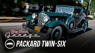 1932 Packard Twin-Six: A Tribute to Phil Hill - Jay Leno