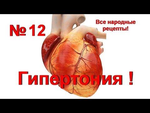 Какие нужны витамины при гипертонии