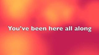 Miley Cyrus- Been here all Along w/Lyrics