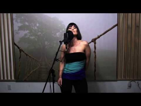 Valérie Bisson- Cirque du Soleil Audition (R&B+mezzo)
