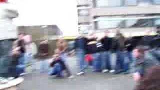 Abi 07 WGE - Letzter Schultag - Humba