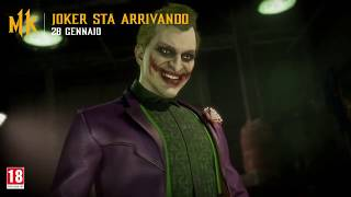 Entrata in scena di Joker - ITALIANO