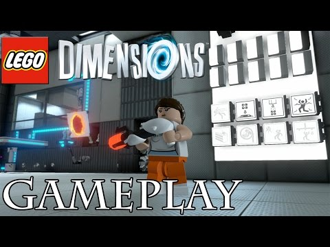 Vidéo LEGO Dimensions 71174 : Pack de démarrage : Wii U