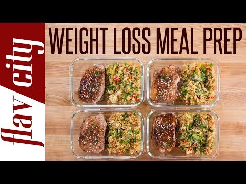 Pork Chops and Cauliflower Fried Rice – Really Tasty Weight Loss Recipes