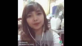 Ailee - Because its love (cover)