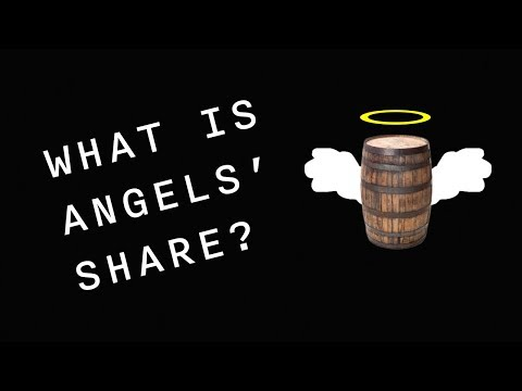 What is Angels' Share?