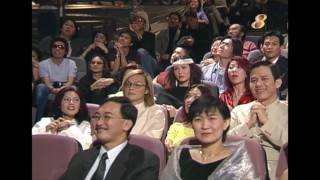 Mark Lee - Star Awards 1999 Best Comedy Perfomer 李国煌 - 红星大奖 1999 最佳喜剧演员