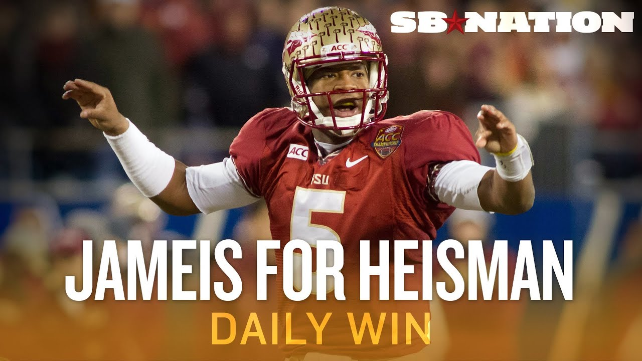 Heisman Preview: Jameis Winston and some other guys - The Daily Win thumbnail
