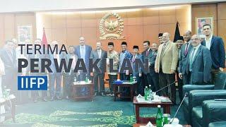 Hidayat Nur Wahid Terima Perwakilan IIFP