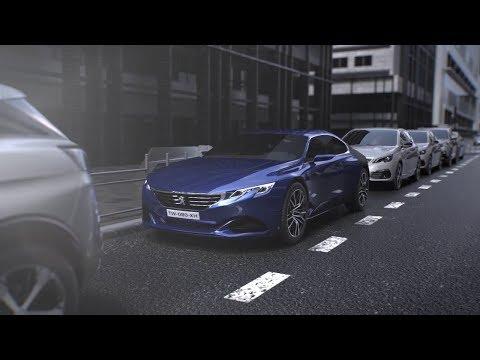 Peugeot  508 Седан класса D - рекламное видео 3