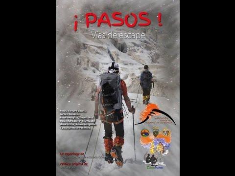 """""""PASOS"""" Vías de Escape, Documental"""