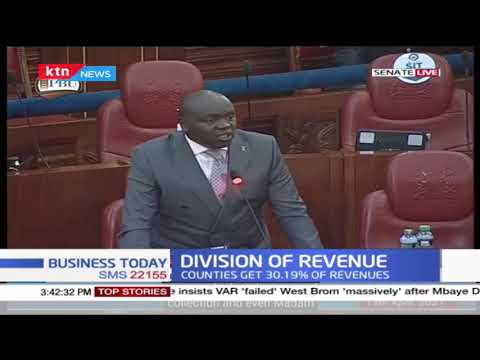 Happening Now: Senate Division of revenue bill 2021/2022 debate | Part 2