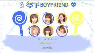 [THAISUB] IZ*ONE UNIT - Toshishita Boyfriend(年下Boyfriend) #ซับไทย