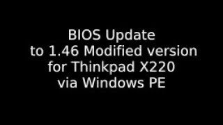 Video Search Result for lenovo bios whitelist removal