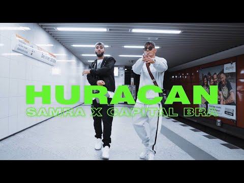 SAMRA & CAPITAL BRA - HURACAN