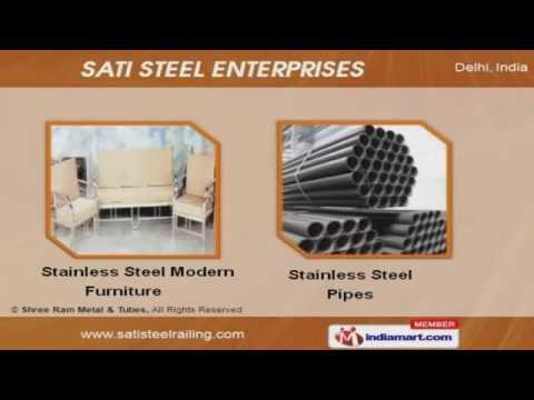 Corporate Video of Shree Ram Metal & Tubes, Wazirpur