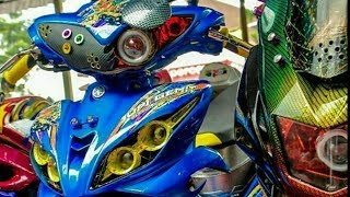 Modifikasi Jupiter Z Street Racing 123vid