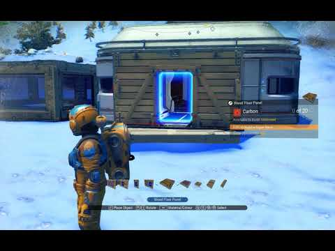 Bases Connecting Wood To Older Base Parts No Man S Sky Game Play Discussion