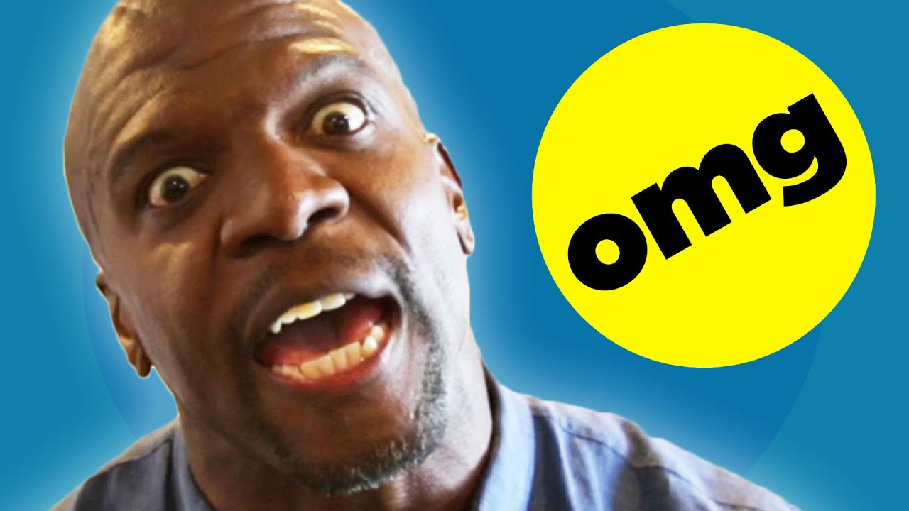 Terry Crews Proves He's Not Intimidating thumbnail