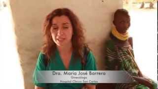 preview picture of video 'Turkana. Motivaciones - Campaña Cirugía en Turkana - 2014'