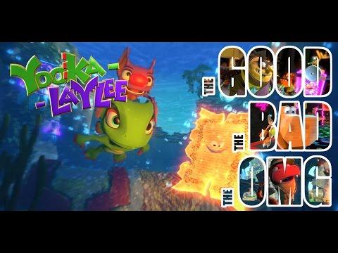 [GBO] Yooka Laylee video thumbnail