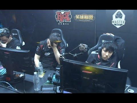 2018/3/24 AHQ也要下去了嗎.. 季後賽席位關鍵一戰丨M17 vs AHQ Game3