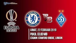 Live Streaming Liga Eropa Babak 16 Besar, Chelsea FC Vs Dynamo Kyiv, Jumat Pukul 03.00 WIB