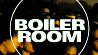 David August Set From Berlin Boiler Room (09042014)