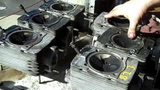 Steve's Step #3 Porsche 2.7 911 Engine Inspection, Motor Meister