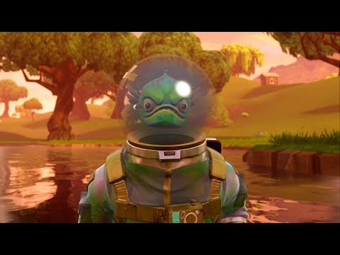 Origin of Leviathan - A Fortnite Short Film