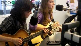 BOY - Drive Darling (Live & Unplugged bei egoFM) www.egoFM.de