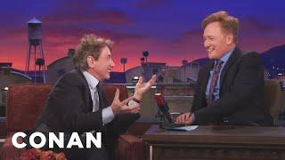 Martin Short: Al Pacino Thought I Was A Waiter  - CONAN on TBS