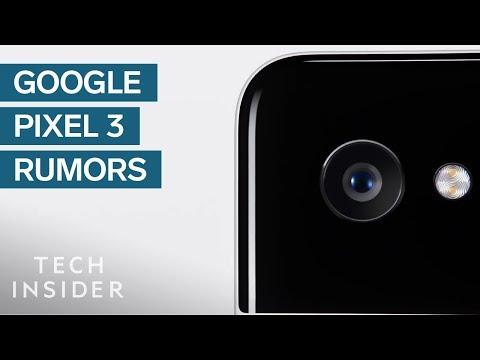 Google Pixel 3 Rumors: Everything We Know