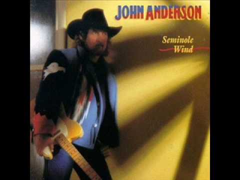 John Anderson Steamy Windows Chords