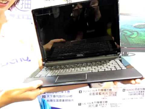BenQ Joybook S35.avi