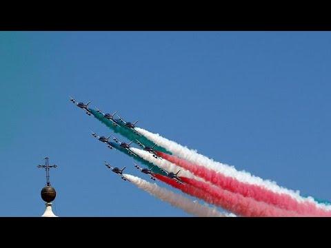 Ιταλία: Εθνική γιορτή με νέα κυβέρνηση