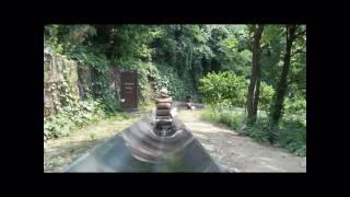 Video : China : Luge slide at MuTianYu Great Wall, BeiJing